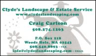 One Residential Snow Plowing - Clyde's Landscape & Estate Service