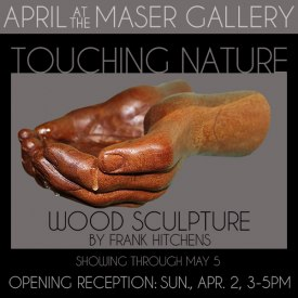 April at the Maser Gallery