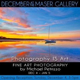 December at the Maser Gallery