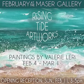 February 2018 at Maser Gallery