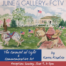 June 2019 at the Gallery at FCTV