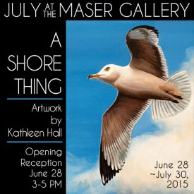 July at Maser Gallery