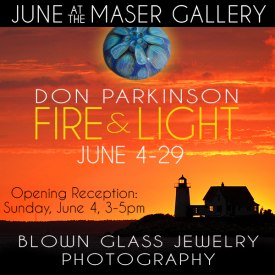 June at the Maser Gallery