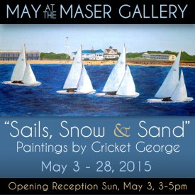 May at the Maser Gallery
