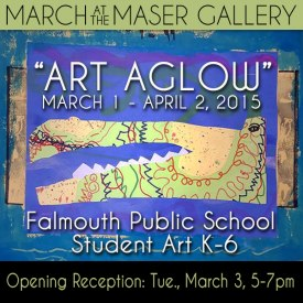 March at the Maser Gallery