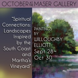 October at Maser Gallery