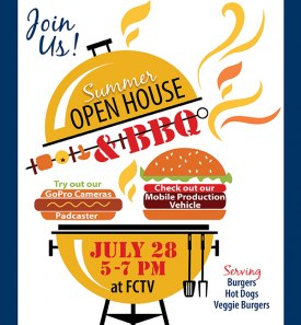 Open House & BBQ