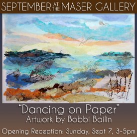 September 2014 at Maser Gallery