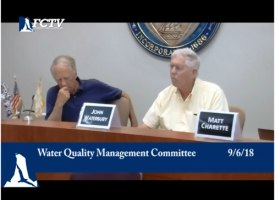 Falmouth Water Quality Management Committee 09/06/2018