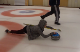 Junior Curler