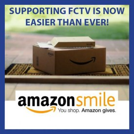 Support FCTV at AmazonSmile
