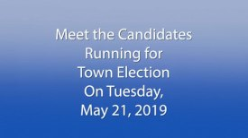Spring Election 2019 - Candidate Statements