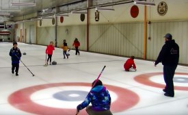 Kids Curling