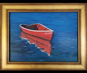 VG1018: The Red Rowboat
