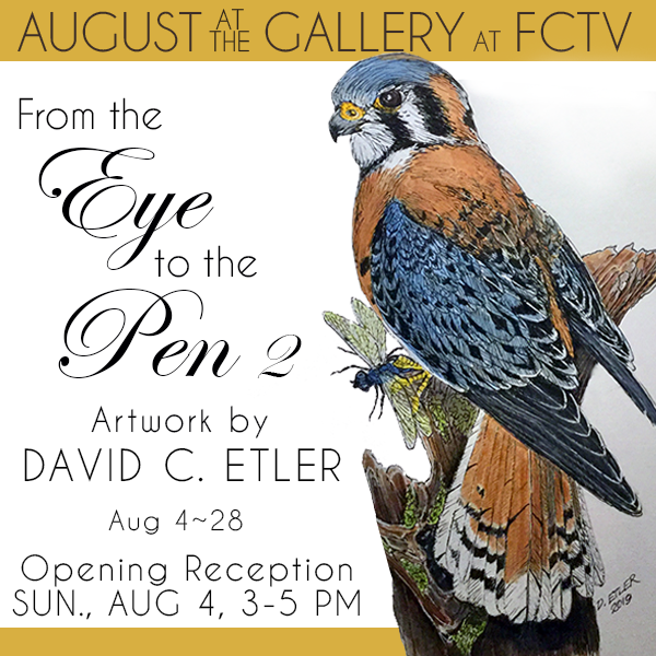 August 2019 at The Gallery at FCTV