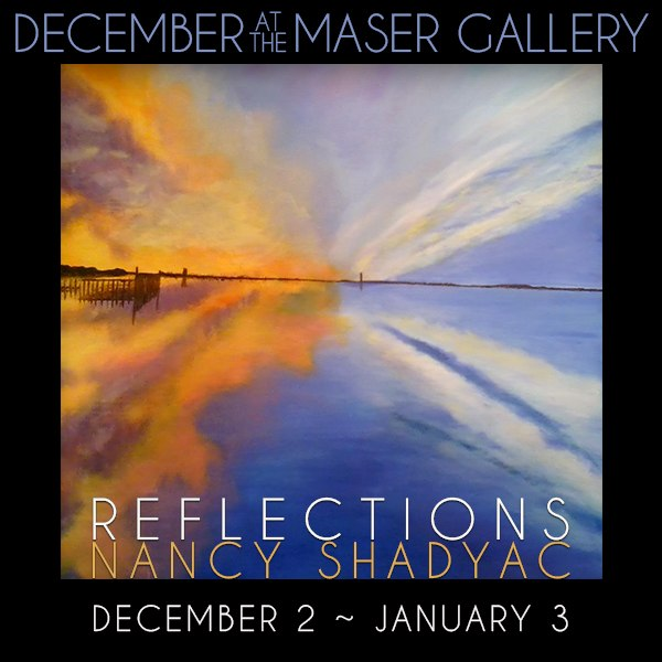 December 2018 at the Maser Gallery