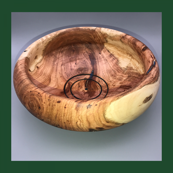 HVG22A Spalted Maple Bowl