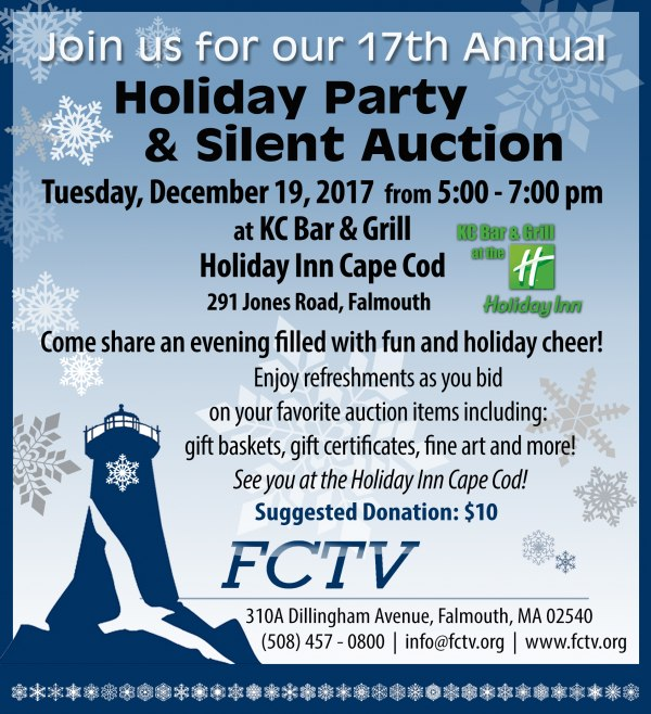 2017 Holiday Party & Silent Auction
