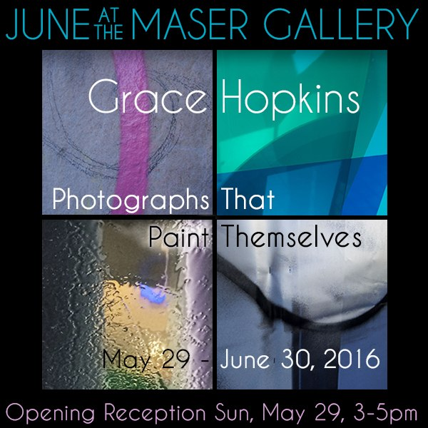 June at Maser Gallery