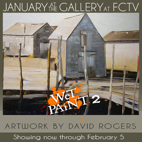 January 2020 at the Gallery at FCTV