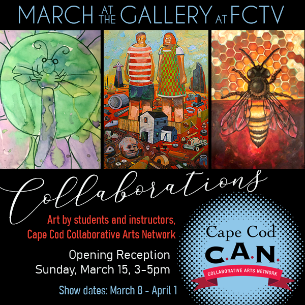 March 2020 at the Gallery at FCTV