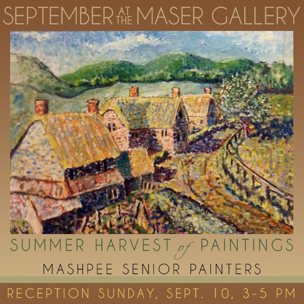 September 2017 at the Maser Gallery