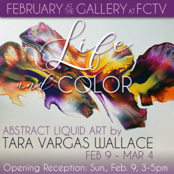 February 2020 at the Gallery at FCTV
