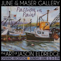 June 2018 at the Maser Gallery