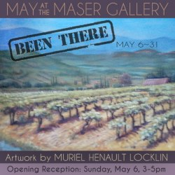 May 2018 at the Maser Gallery