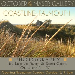 October at the Maser Gallery